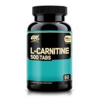 Optimum Nutrition L-Carnitine 500 Tabs