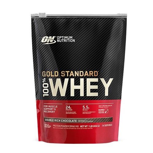 Optimum Gold Standard Whey Protein Tozu 450 Gr