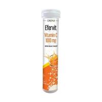 Orzax Efervit Vitamin C 1000 Mg Efervesan 20 Tablet
