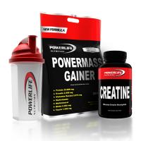 Powerlife Nutrition Eko Hacim Kombinasyonu + Shaker