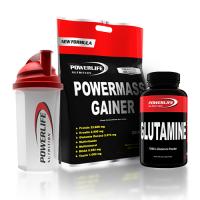 Powerlife Nutrition Eko Hacim Kombinasyonu 2 + Shaker