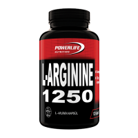 Powerlife Nutrition L-Arginine 120 Kapsül