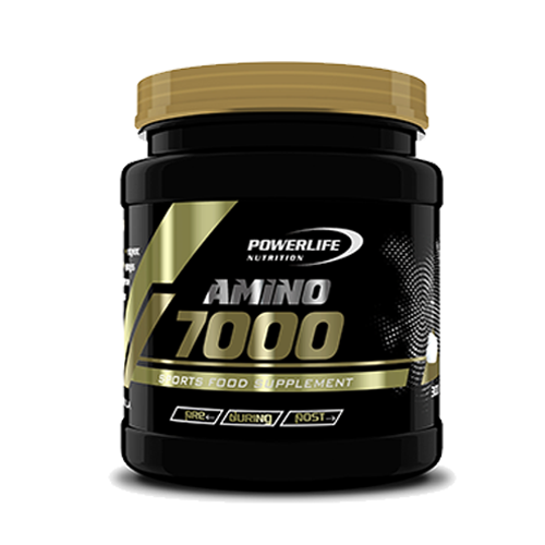 Powerlife Nutrition Amino 7000 300 Tablet