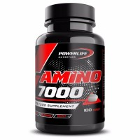 Powerlife Nutrition Amino 7000 100 Tablet