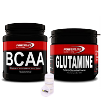 Powerlife Nutrition BCAA+Glutamin Kampanyası