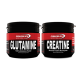 Powerlife Glutamine 150 Gr + Powerlife Creatine 200 Gram