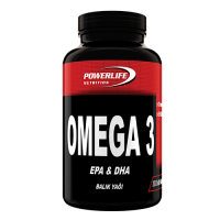 Powerlife Nutrition Omega3 200 Softgel