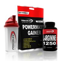 Powerlife Nutrition Eko Hacim Kombinasyonu 4