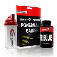 Powerlife Nutrition Eko Hacim Kombinasyonu 3