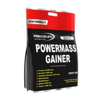 Powerlife Nutrition Mass Gainer 2600 Gr