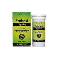 Probest Digestive Probiyotik 20 Kapsül