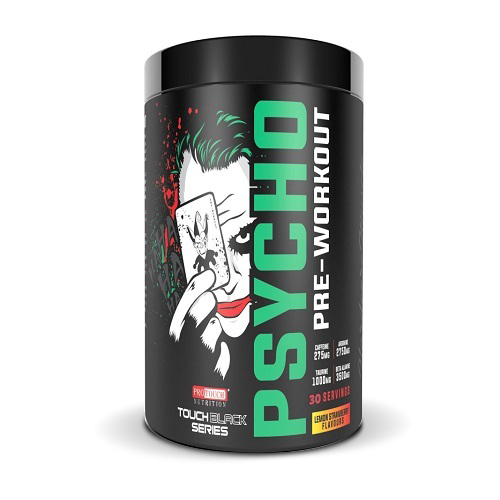 Protouch Touch Black Psycho Pre-Workout 450 Gr