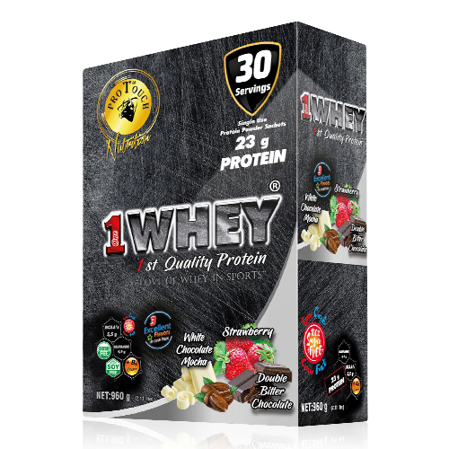 Protouch One Whey Protein Tozu 30 Servis