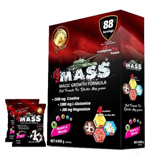 Protouch Mass Gainer 4400 Gram 88 Servis