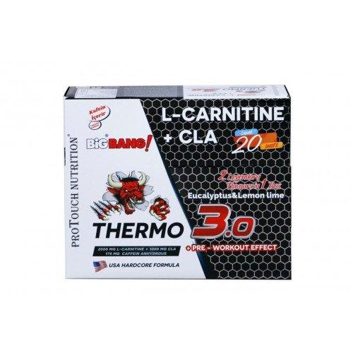 Protouch BigBang Thermo 3.0 L-Carnitine+CLA 20 Ampül