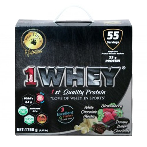 Protouch One Whey Protein Tozu 55 Servis