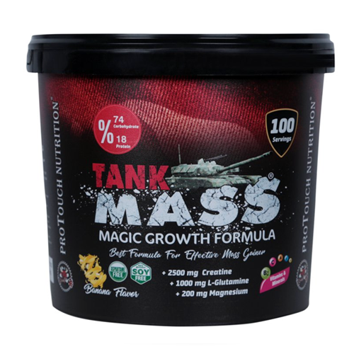 Protouch Tank Mass Gainer 5000 Gr