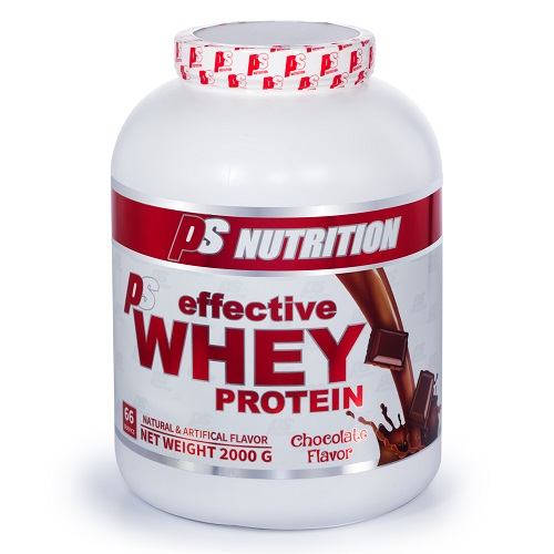 PS Nutrition Effective Whey Protein 2000 Gr