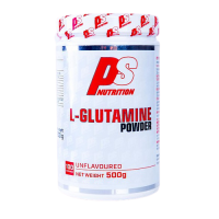 PS Nutrition Glutamine Powder 500 Gr