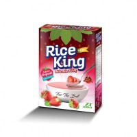 Rice King Çilekli Mikronize Pirinç 350 Gr