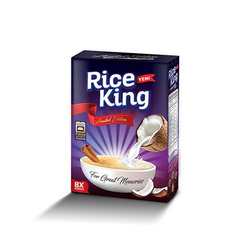 10x Rice King Limited Edition Kış Serisi Mikronize Pirinç 400 Gr