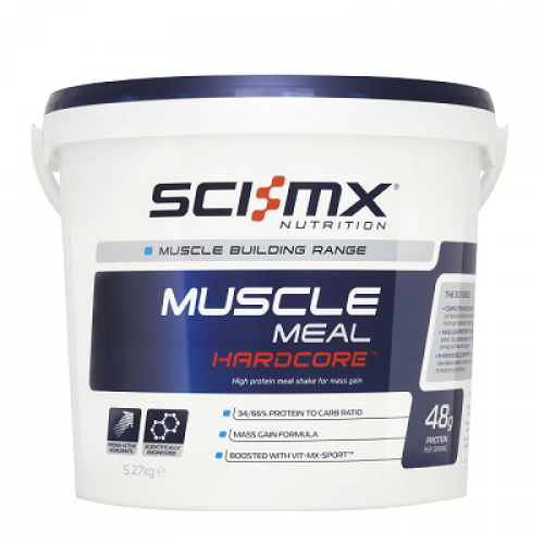 Sci-Mx Muscle Meal Hardcore Gainer 5270 Gr