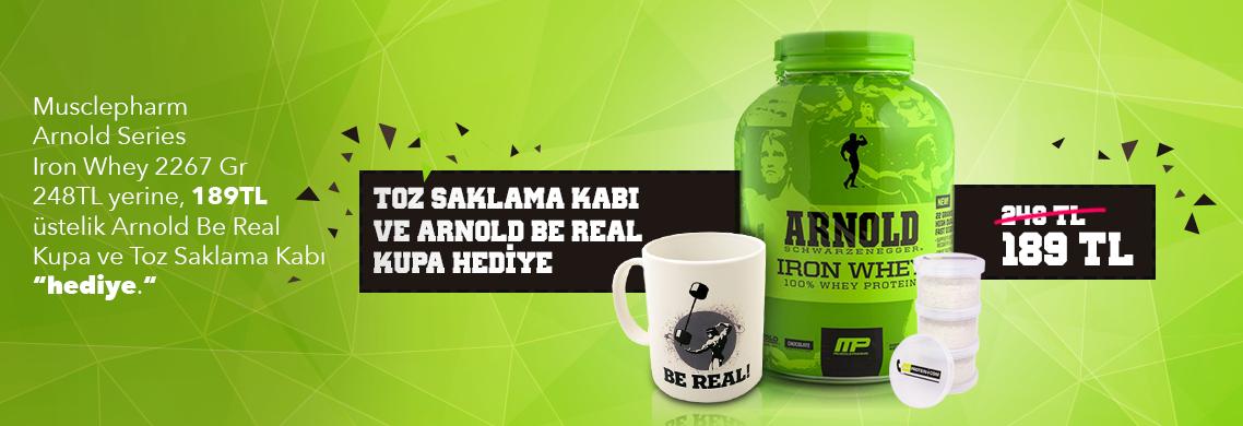 arnold iron kupa