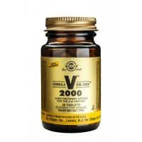 Solgar VM2000 Multivitamin Mineral 30 Tablet