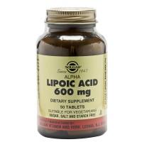 Solgar Alpha Lipoic Acid 60 mg 60 Kapsül
