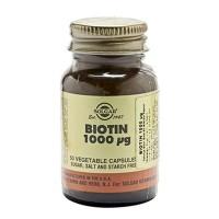 Solgar Biotin 1000 mcg 50 Softjel