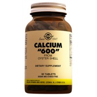 Solgar Calcium From Oyster Shell 60 Tablet