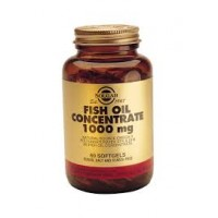 Solgar Fish Oil Concentrate 1000mg