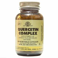 Solgar Quercetin Complex 50 Kapsül