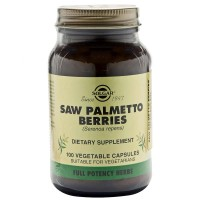 Solgar Saw Palmetto Berries 100 Kapsül
