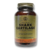 Solgar Shark Cartilage 750 mg 90 Kapsül