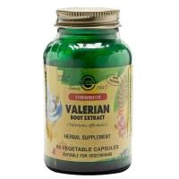 Solgar Valerian Root Extract 60 Kapsul