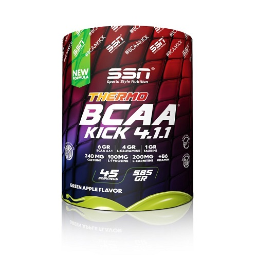 SSN BCAA Thermo Kick 585 Gr