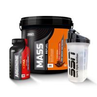 SSN Mass Refuel ® 5000 Gr + SSN® Arginine Refuel + ZMA 160 Kapsül