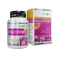 Suda Multifem 50+ Multivitamin 50 Kapsul