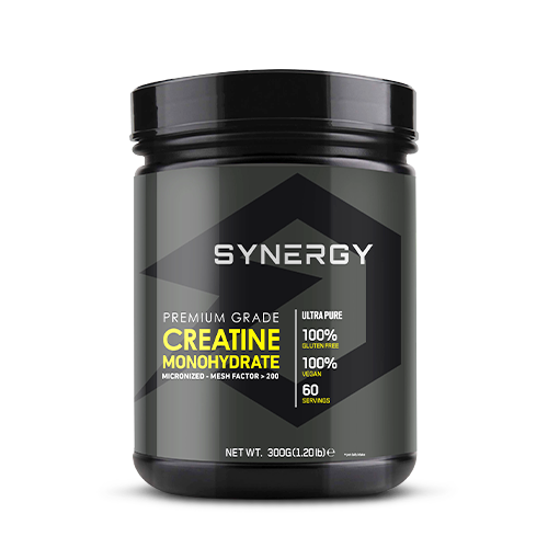 Synergy Creatine Powder 300 Gr