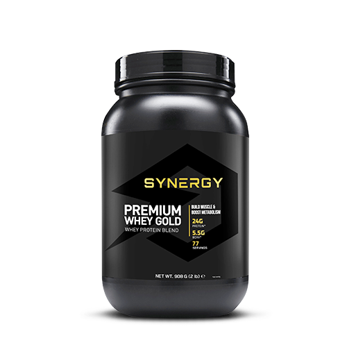 Synergy Premium Whey Protein 908 Gr