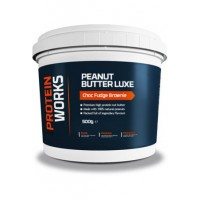 The Protein Works Peanut Butter Luxe 500 Gram