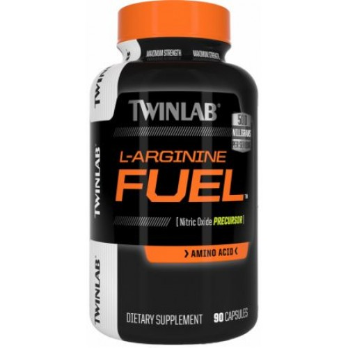 Twinlab L-Arginine Fuel 90 Kapsül
