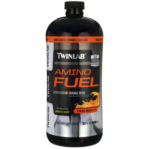 Twinlab Amino Fuel Anabolic Liquid 946 mL