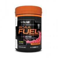 Twinlab BCAA Fruit Punch 232 Gr