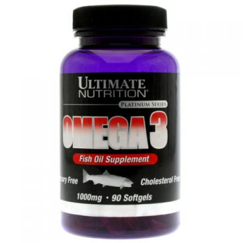 Ultimate Omega 3 - 90 Kapsül