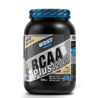 West Nutrition BCAA 12000 Plus Glutamin Taurin 600 Gr