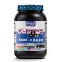 West Nutrition Buster Preworkout 672 Gr
