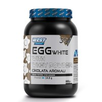 West Nutrition Egg White & Whey Protein 600 Gr