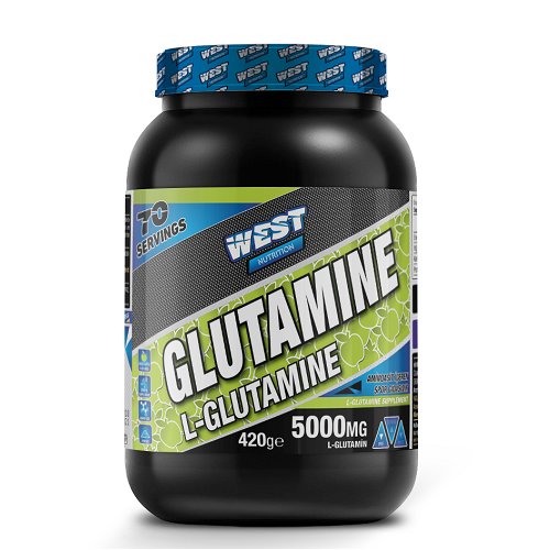 West Nutrition Glutamine 420 Gr